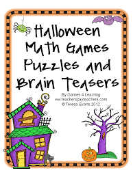 Halloween Fun Riddles by Fun Games 4 Learning March 2013
