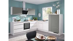 l küche greta einbauküche skandi oak grau mit e geräten