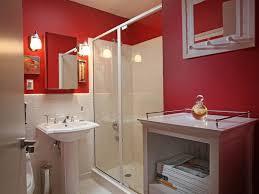 modern 3 4 bathroom with vinyl floors pedestal sink in naples
