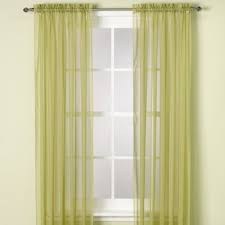 Bed Bath And Beyond Sheer Window Curtains by Buy 63 Inch Sheer Curtain Panel From Bed Bath U0026 Beyond