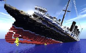 Brittanic Sinking by Britannic Sinking Minecraft