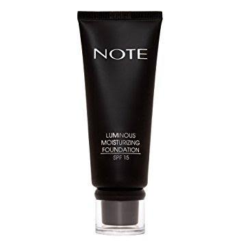 Note Luminous Moisturizing Foundation - 106 Soft Henna