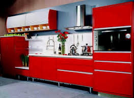 Pantry Cabinet Design Ideas by Kitchen Room Charming Modern Red Kitchen Pantry Cabinet Design