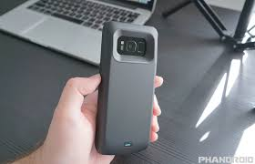 REVIEW: Galaxy S8 5,000mAh Battery Case For $32 [VIDEO]