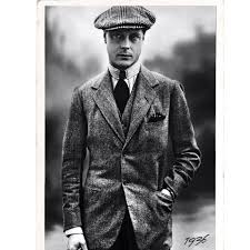 Prince Of Wales 1936 Became A Fashion Influencer For Men During The 1920s And 1920sMens FashionVintage