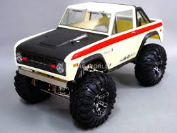 100 Rc Ford Truck RC 110 Gmade FORD BRONCO 4X4 Rock Crawler 22 RTR United