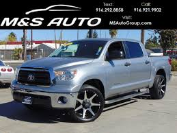 100 Used Trucks For Sale Sacramento PreOwned 2012 Toyota Tundra 2WD Truck Crew Cab Pickup In