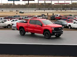 2019 Chevrolet Silverado Revealed Via Helicopter In Texas ... 2017 New Chevrolet Silverado 3500hd 4wd Regular Cab Work Truck W 2018 1500 Lt Extended Pickup In Intertional Smelting Co Gm 8337 Old Trucks Chevy Release Pressroom United States Images Toughnology Concept Shows Silverados Builtin Strength Bger Dealership Grand Rapids Mi 49512 2016 Colorado Diesel First Drive Review Car And Driver Dealer Keeping The Classic Look Alive With This Medium Duty Trucks Bigtruck Magazine