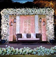 Wedding Stage Decorations Fabulous Decoration
