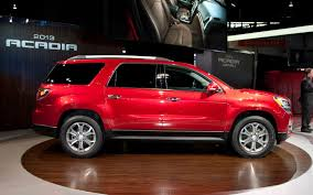 2013 GMC Acadia First Look - 2012 Chicago Auto Show - Truck Trend Gmc Acadia Jryseinerbuickgmcsouthjordan Pinterest Preowned 2012 Arcadia Suvsedan Near Milwaukee 80374 Badger 7 Things You Need To Know About The 2017 Lease Deals Prices Cicero Ny Used Limited Fwd 4dr At Alm Gwinnett Serving 2018 Chevrolet Traverse 3 Gmc Redesign Wadena New Vehicles For Sale Filegmc Denali 05062011jpg Wikimedia Commons Indepth Model Review Car And Driver Pros Cons Truedelta 2013 Information Photos Zombiedrive Gmcs At4 Treatment Will Extend The Canyon Yukon