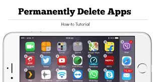 How to Permanently Delete Apps from iPhone 6 on iOS 8 AppStore