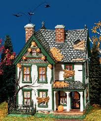 Dept 56 Halloween Village by Spooky Farmhouse Halloween