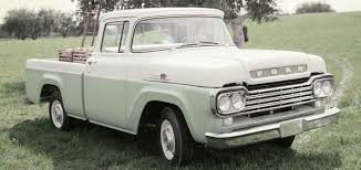 Ford Motor Company Timeline | Ford.com Picture Tag White 59 F100 Fast Lane Classics A 1967 Ford Ranger 100 In Nov 2012 Seen In Kingston Ny Richie 1959 Ford Truck Favorites Pinterest 1960s Crew Cab Vehicles And Ideas Ford You Know To Haul The Veggies Market Hort Version 20 Words 2005 Eone 4x4 Quick Attack Wcafs Used Details Baby Blue Chalky For Sale F100 Discussions At Test Drive Sold Sun Valley Auto Club Youtube Little Chef Meet Kilndown Stepside Pickup A Curbside Mercury Trucks We Do Things Bit Differently