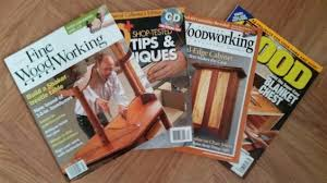 what do you do with your woodworking magazines the wood whisperer