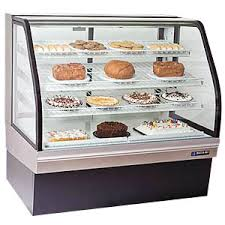 Master Bilt CGB 77NR Dry Bakery Display Case 77