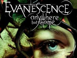 Evanescence Anywhere But Home Album Cover – images free