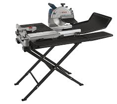 Skil Wet Tile Saw 3550 by Bosch Tc10 07 10 Inch Wet Tile And Stone Saw With Folding Stand