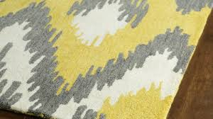 First Class Gray And Yellow Area Rug Grey Mustard Best Decor Things