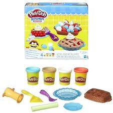 Play Doh Kitchen Play Kitchen Creations Playful Pies Set Play Doh