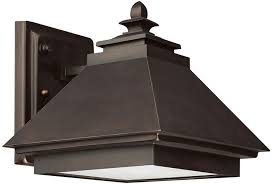 capital lighting 9092bb sky med bronze outdoor wall light