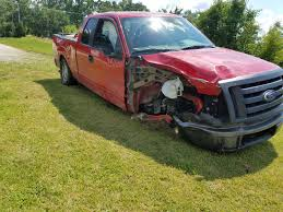 100 Wrecked Ford Trucks For Sale F150 Questions 2010 F150 Xl 4x2 46 3v Automatic Wrecked Now
