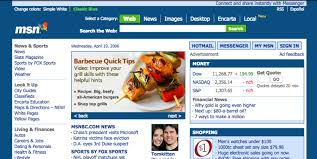 What happened to popular websites of the early 2000s Business
