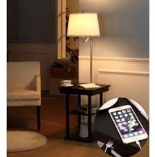 Floor Lamp With Attached End Table by The 25 Best End Table With Lamp Ideas On Pinterest Modern
