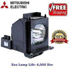 mitsubishi dlp bulb rear projection tv ls ebay