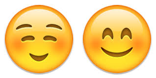 Smiling Face With Eyes And Are The Two Most Commonly Used Emoticons They Simply Denote Happiness Or Positivity