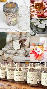 Mason Jar Wedding Favors 16