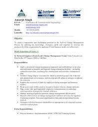 Test Lead Resume Sample India Amarjit Singh Team Change Management At Tulip Telecom Interested In Hacking From Owner Of