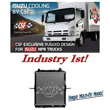 Isuzu NPR Radiator By CSF Radiators, The Cooling Experts Freightliner Truck Radiator M2 Business Class Ebay Repair And Inspection Chicago Semitruck Semi China Tank For Benz Atego Nissens 62648 Cheap Peterbilt Find Deals America Aftermarket Dump Buy Brand New Alinum 0810 Cascadia Chevy Gm Pickup Manual 1960 1961 1962 Alinum Radiator High Performance 193941 Ford Truckcar Chevy V8 Fan In The Mud Truck Youtube Radiators Ford Explorer Mazda Bseries Others Oem Amazoncom 2row Fits Ck Truck Suburban Tahoe Yukon