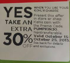 30% Off With Kohl's Charge | Deals, Discounts July 2016 ... Kohls Mystery Coupon Up To 40 Off Saving Dollars Sense Free Shipping Code No Minimum August 2018 Store Deals Pin On 30 Code 10 Off Coupon Discover Card Goodlife Recipe Cat Food Current Codes Rules Coupons With 100s Of Exclusions Questioned Three Days Only Get 15 Cash For Every 48 You Spend Coupons Bradsdeals Publix Printable 27 The Best Secrets Shopping At Money Steer Clear Scam Offering 150 Black Friday From Kohls Eve Organics