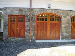 Garage Door Short Panel Carriage House Overhead Door Ct Norwalk