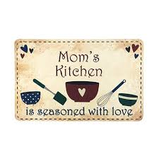 Personal Creations Country Kitchen Floor Mat