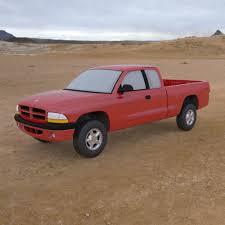 3D Truck 1997 Dodge Dakota Extended Cab Pick-up   CGTrader