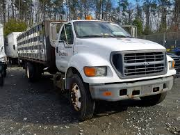 100 F650 Super Truck For Sale 2000 D For Sale At Copart Waldorf MD Lot 54844598