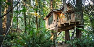100 Tree Houses With Hot Tubs 9 House Els That Will Make You Feel Like A Kid Again Travelzoo