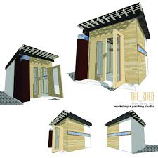 10x12 Gambrel Storage Shed Plans by Integrating Your Garden Shed Design Into Your Garden Shed