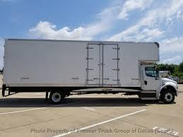 2018 New Freightliner M2 106 4X2 Truck W/26' Moving Van At Premier ...