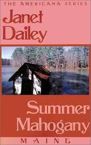 Summer Mahogany Janet Dailey Americana