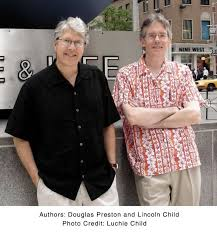 Bestselling Authors Douglas Preston And Lincoln Child Are Coming To Borders In Danbury Talk About