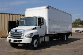 100 Jukonski Truck 2016 Hino 268A