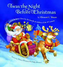 Twas The Night Before Halloween Poem by Santa Claus Quits Smoking In New Twas The Night Before Christmas