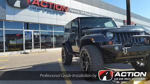 Check Out This Jeep Build From Our Store In Regina, SK! - 2.5 Lift ...