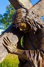 Best 25 Jesus Carrying Cross Ideas On Pinterest