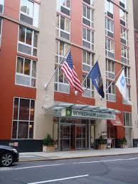 Wyndham Garden Hotel Times Square South New York City November