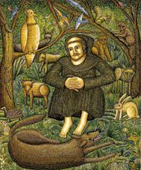 francis of assisi my