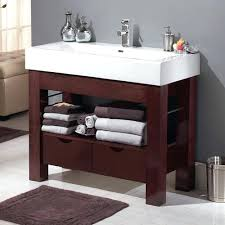 menards bathroom cabinets x vanity and vanity top with integrated