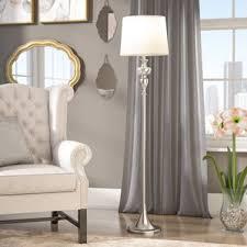 Arc Floor Lamp Wayfair by Crystal Floor Lamps Wayfair